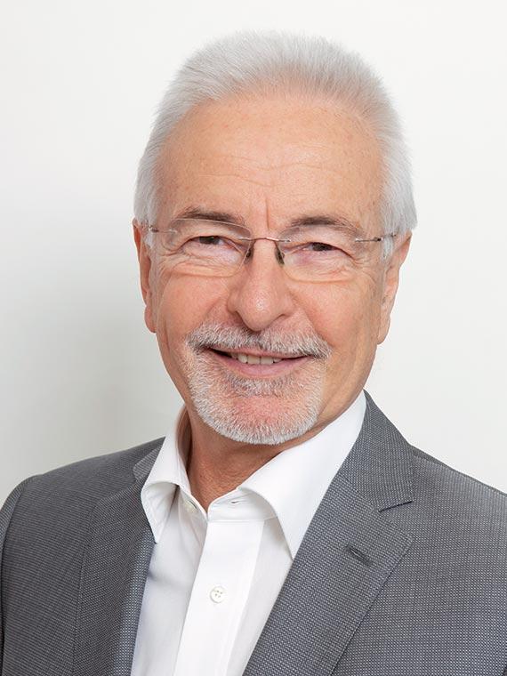 Firmengründer Herr Dipl.-Ing. (FH) Klaus Wenske