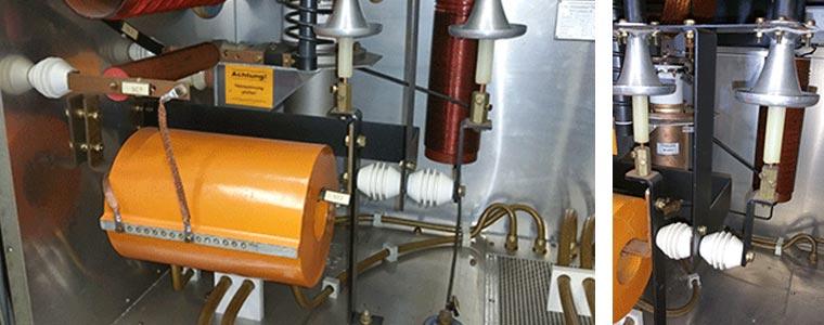 Service Einsatz an Fritz Düsseldorf (EFD) - HF-Generatoren für Härterei