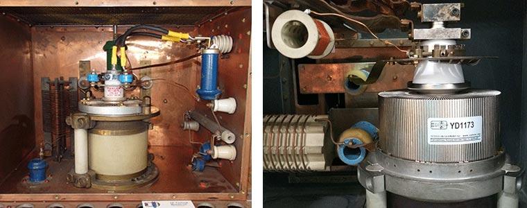 Service Einsatz an Kiefel - Körting HF-Generatoren für Kunststoffschweissen