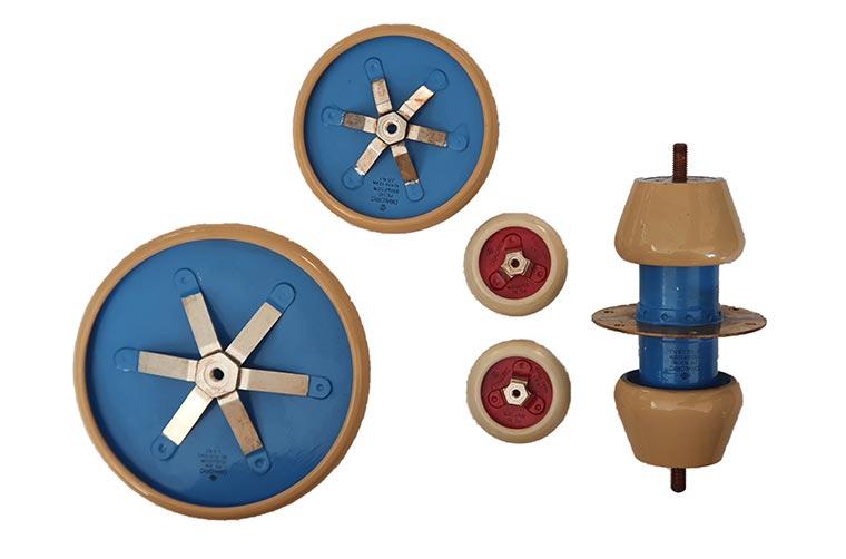 Keramik-Kondensatoren, HF-Generator