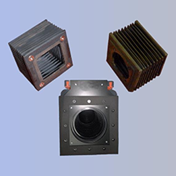 Ersatzteile für CO2 Laser: Faltenbälge, Kastenbälge und Scheibenbälge