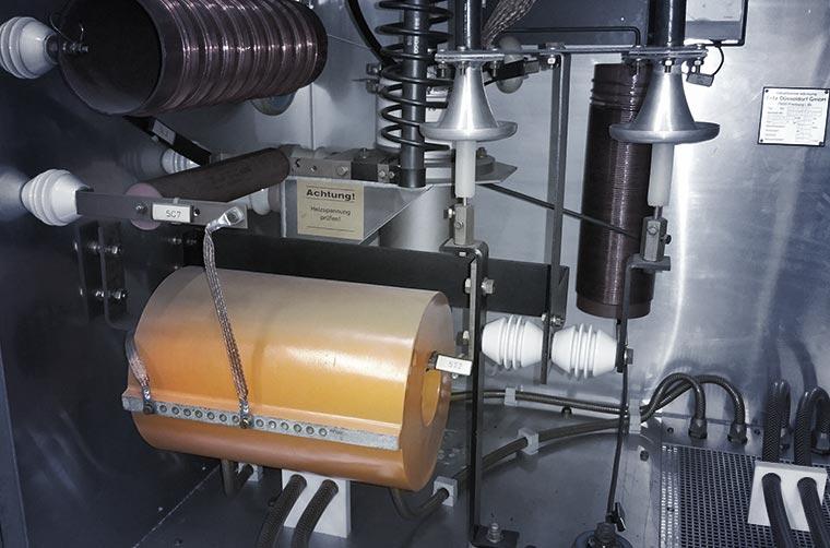 HF-Technik Wenske: HF-Generator Umrüstung